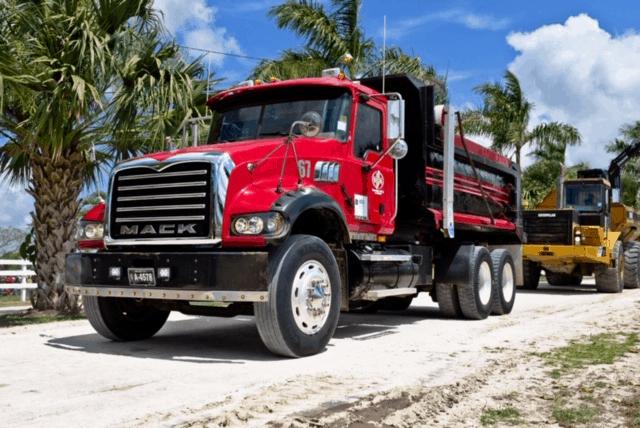 Dump Truck Insurance in Charlotte, NC