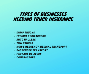 Truck insurance companies
